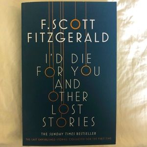 Other - F. Scott Fitzgerald Book